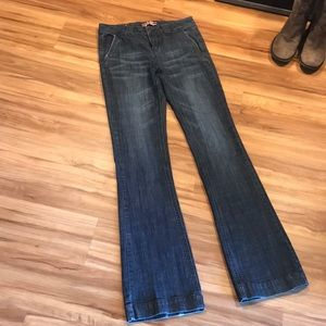 Makers Trouser Cut Lysa Jeans sz26